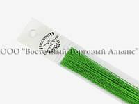 Веточки для цветов - Светло-зелёные №24