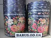 Формы для выпечки бумажные 130*85 Жостово