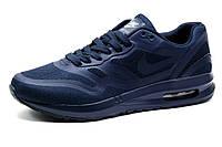 Кроссовки мужские Найк Airmax,синие, фото 1