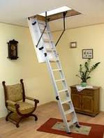 Чердачная лестница OMAN модель ALU PROFI
