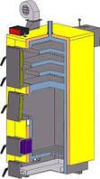 KRONAS Unic - универсальные котлы длительного горения от 15 до 30 кВт (бесплатная доставка)