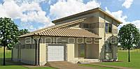Эскизный проект дома (архитектура), фото 1