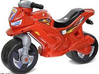 Толокар (каталка) мотоцикл Орион 501, 4 цвета