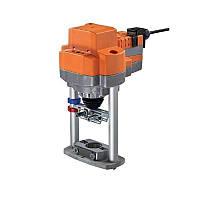 AVK24A-3-TPC Электропривод с конденсаторным возвратом для седельных клапанов DN 15-100