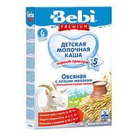 Bebi Premium «Овсяная с козьим молоком» 200г.