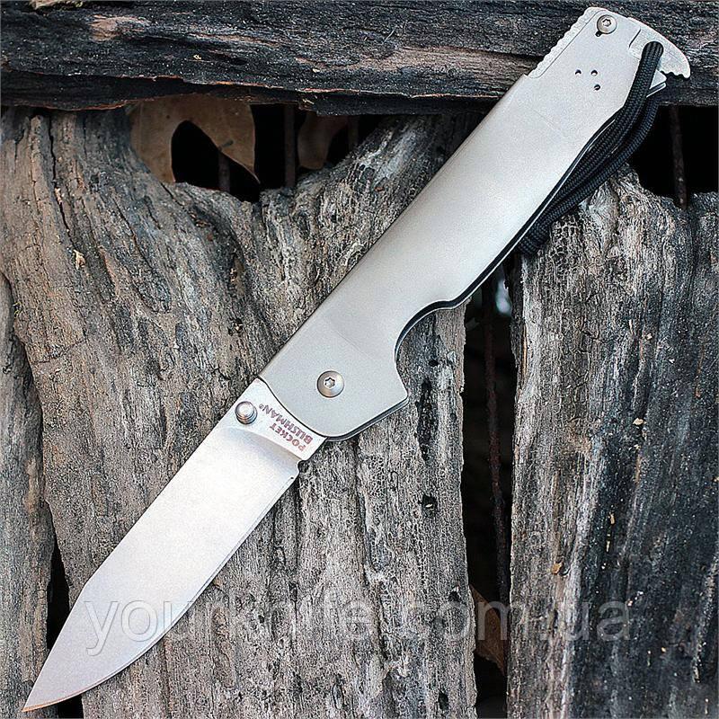 Нож складной Cold Steel Pocket Bushman BD1