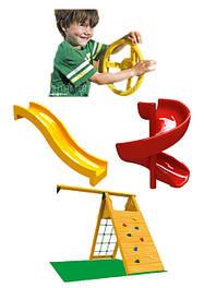Аксесуари та модулі до дитячих майданчиків