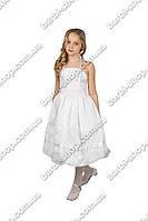 Длинное вечернее платье для девочки