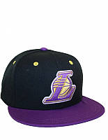 Кепка спортивная, adidas Originals NBA FITTED Los Angeles Lakers F77537 адидас