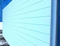 Экструдированный пенополистирол Батэплекс 1200х600х50 мм ЭППС в упаковке 8 листов, фото 1