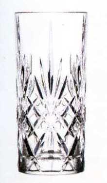 Набор стаканов для сока Melodia