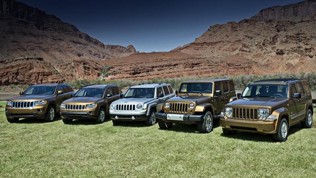 В марте покажут замену Jeep Compass и Patriot