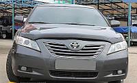 Дефлектор капота ( мухобойка ) Toyota Camry 2006-2011