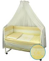 Спальный комплект Котята  с круживом 7