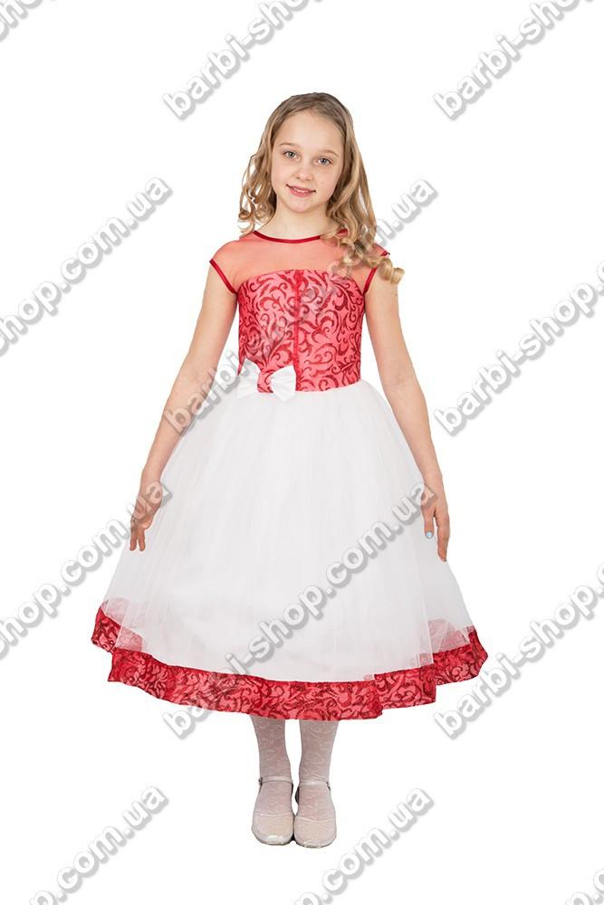 Платья на девочку белого цвета