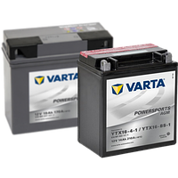 Мото аккумулятор VARTA Funstart AGM YTX16-BS-1 514 901 022