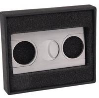 Гильотина 09335 металл/хром, черная коробка, д=2.0 см