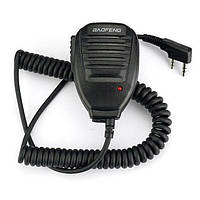 Тангента микрофон манипулятор для рации BAOFENG
