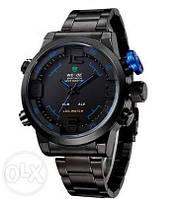 Мужские часы Weide Sport Watch, стальной корпус