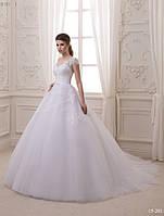 Красивое свадебное платье, фото 1