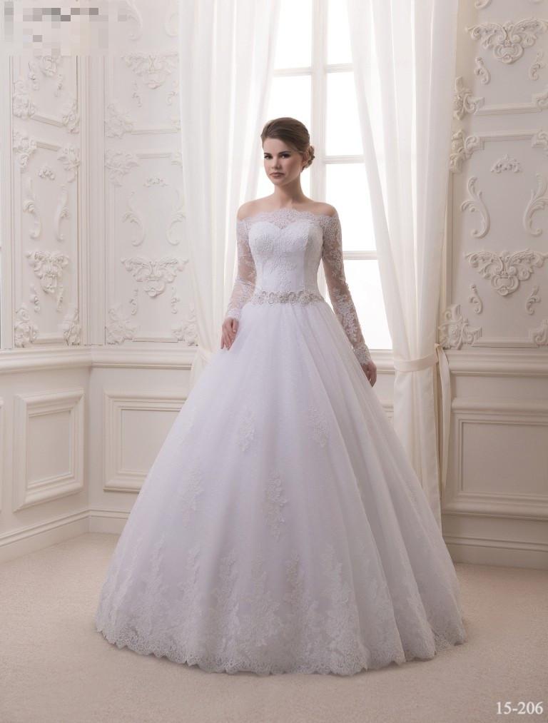 485045ff3e3 Свадебное платье с пышной юбкой - Интернет-магазин ОДЁЖКА прямой поставщик  в Одессе