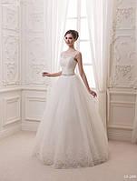 Романтичное свадебное платье, фото 1