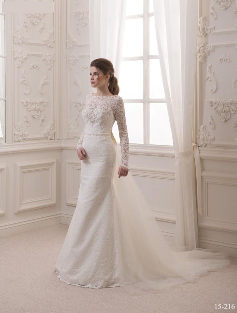 43e441a458bdede Свадебное платье с отстёгивающимся шлейфом - Интернет-магазин ОДЁЖКА прямой  поставщик в Одессе
