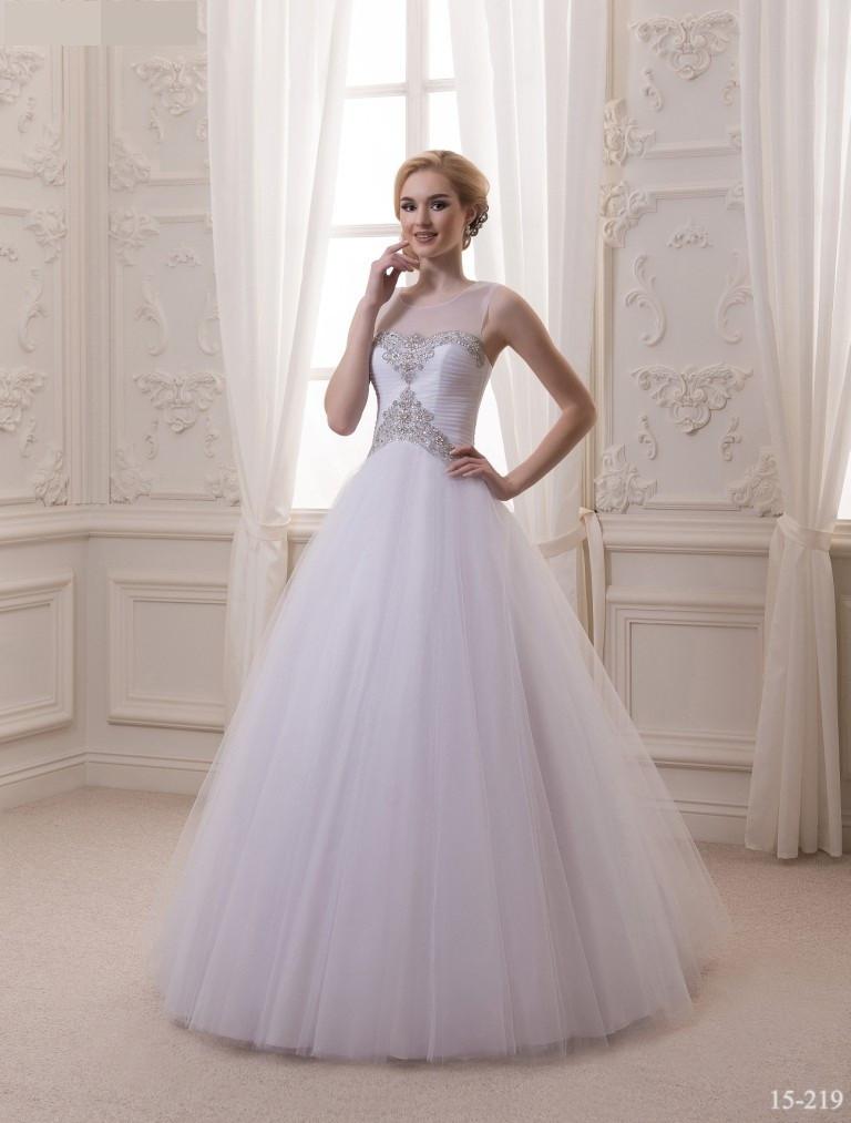 ff07227152c Красивое и пышное свадебное платье - купить по лучшей цене в Одессе ...