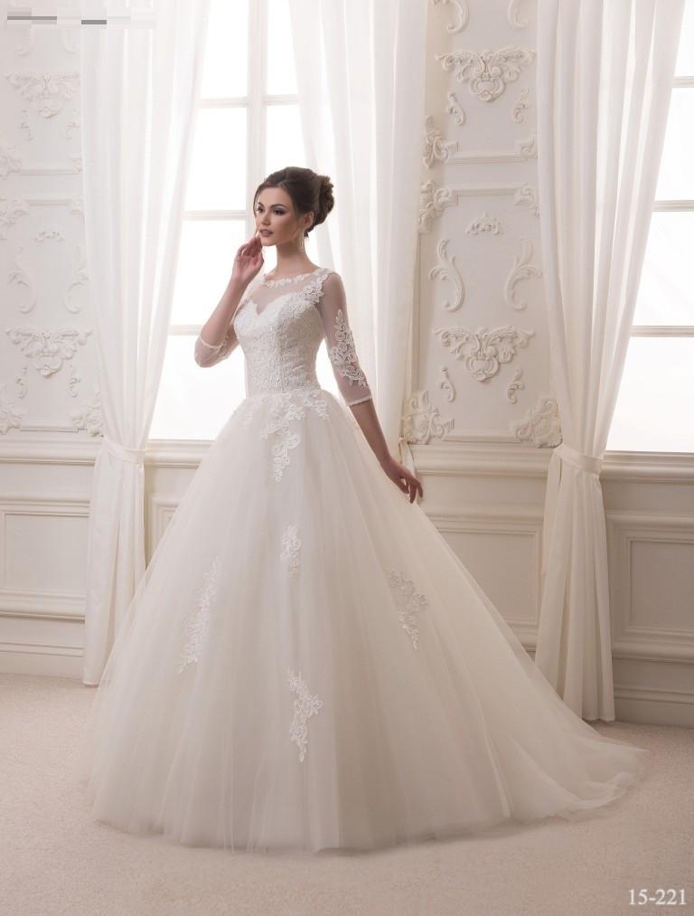 963ac7d2136 Очень красивое и женственное свадебное платье - купить по лучшей ...