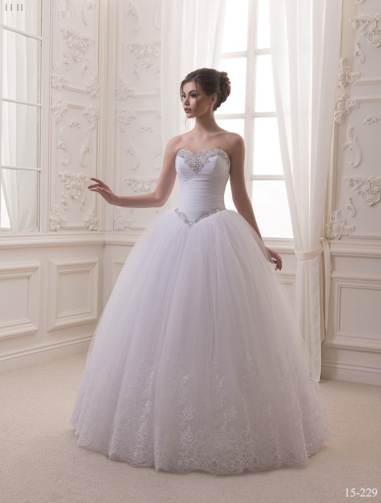 Свадебное платье Принцесса
