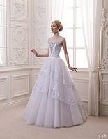 Очень красивое свадебное платье, фото 1