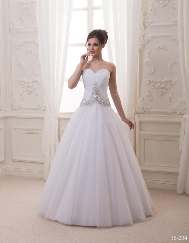 2945a3607c12b01 Свадебное платье со стразами, камнями и бусинами - Интернет-магазин ОДЁЖКА  прямой поставщик в