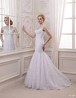 Очаровательное свадебное платье, фото 1