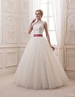 Свадебное платье с пышной юбкой, фото 1