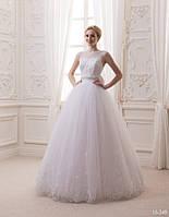 Воздушное свадебное платье, фото 1