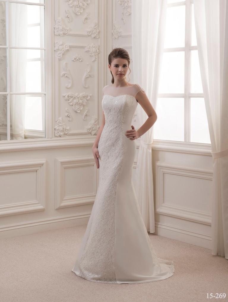 b52caddd825 Красивое утончённое свадебное платье - купить по лучшей цене в ...