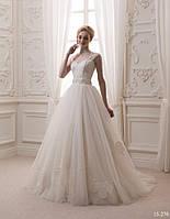 Свадебное платье с красивой юбкой, фото 1