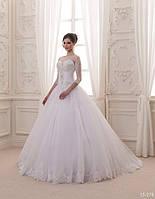 Роскошное свадебное платье, фото 1