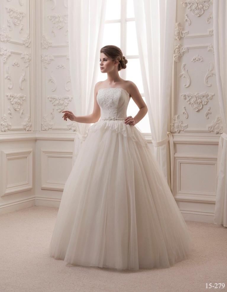 a95aaee1185 Красивое свадебное платье