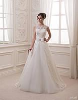 Кружевное свадебное платье, фото 1