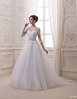 Восхитительное свадебное платье, фото 1