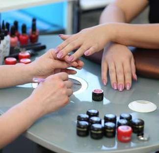Акриловая система для наращивания ногтей
