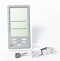 Цифровой термометр гигрометр с выносным датчиком DC-802