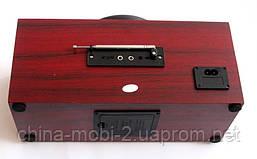 Акустическая колонка  Atlanfa AT-8805, MP3 SD USB FM , red, фото 2