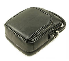 Оригинальная мужская сумка из натуральной кожи, фото 2