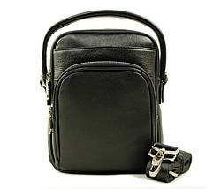 Оригинальная мужская сумка из натуральной кожи, фото 3