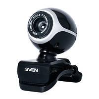 Веб-камера SVEN 300 с микрофоном (8 Мегапикселей)