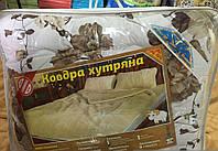 Полуторное одеяло мех - котон