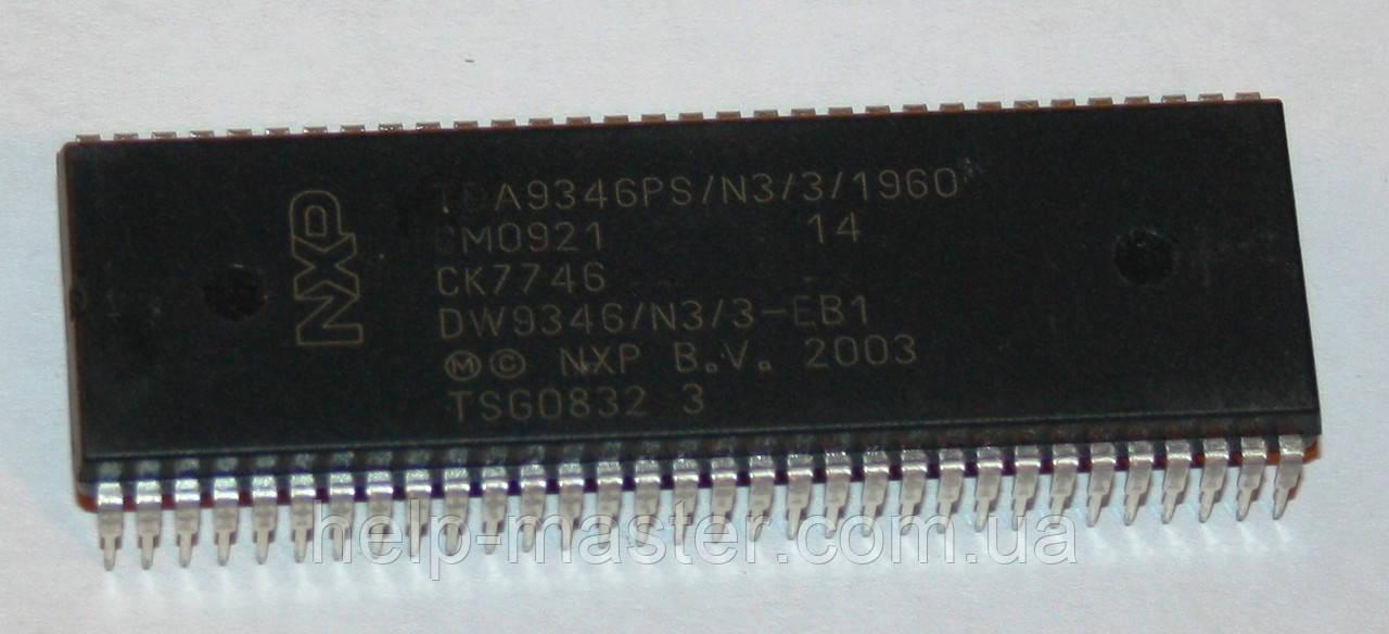 Процесор TDA9346PS/N3/3/1960