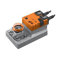 SM24A-S-TP Электропривод для поворотных заслонок DN 25 - 80